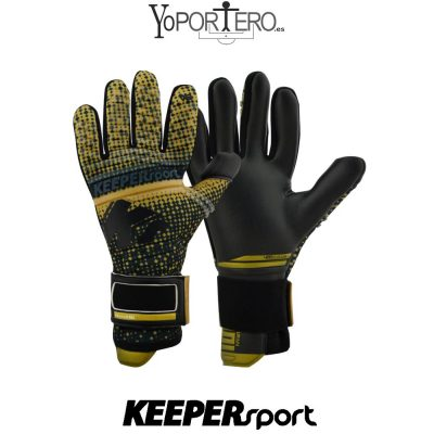 Guantes de portero KEEPERsport Varan6 Hero NC Prime