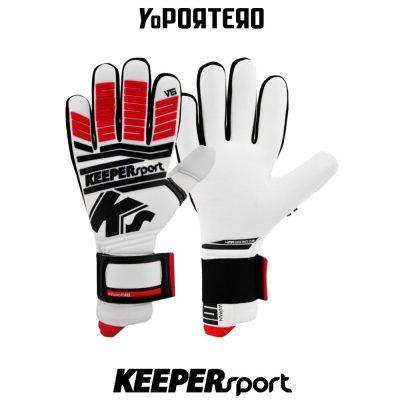 Guantes de portero KEEPERsport Varan6 Hero NC RaiseYourV6