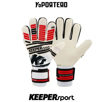 Guantes de portero KEEPERsport Varan6 Premier NC RaiseYourV6