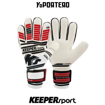 Guantes de portero KEEPERsport Varan6 Pro Aqua NC RaiseYourV6