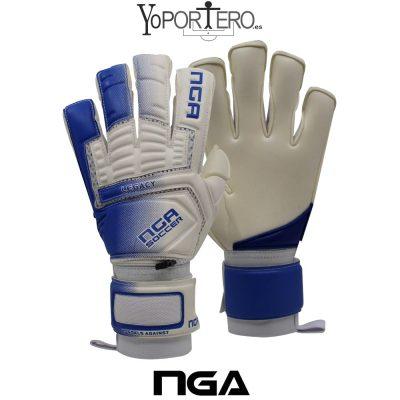 Guantes de portero NGA soccer LEGACY Blue