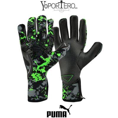 Guantes de portero Puma Future Grip 19.1 Hybrid Hacked