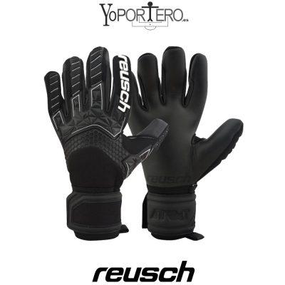 Guantes de portero Reusch Attrakt Freegel MX2 black