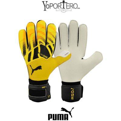 Guantes de portero Puma One Grip 5.2 RC Spark