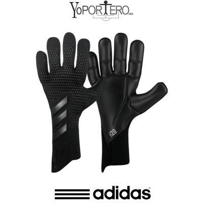 Guantes de portero Adidas Predator GL Pro NC Blackout