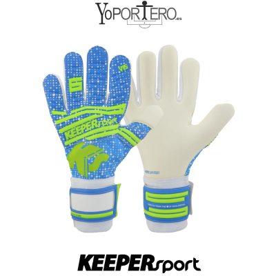 Guantes de portero KEEPERsport Varan6 Premier NC Invincible