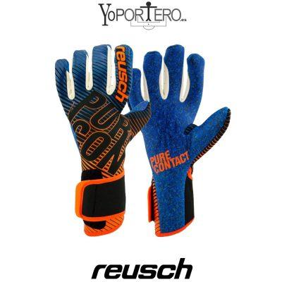 Guantes de portero Reusch Pure Contact 3 G3 Fusion