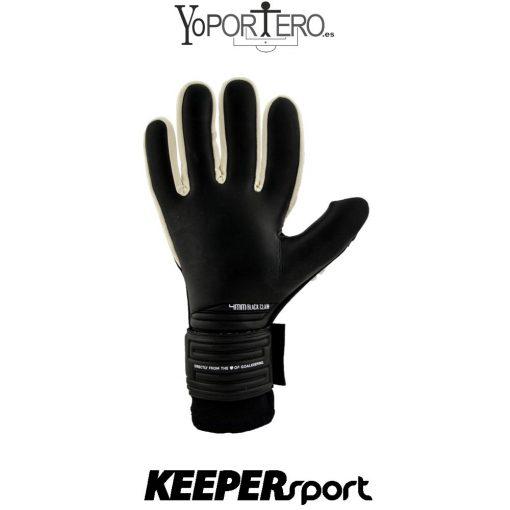 Guantes de portero Keepersport Varan 6 Champ NC Blackout
