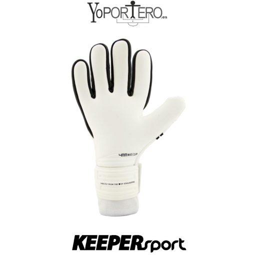 Guantes de portero Keepersport Varan 6 Champ NC Whiteout