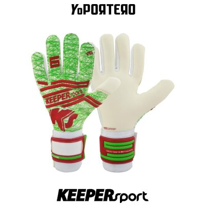 Guantes de portero KEEPERsport Varan6 Premier NC Inferno