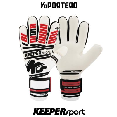 Guantes de portero KEEPERsport Varan6 Pro NC RaiseYourV6