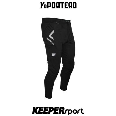 Pantalon de portero con protecciones