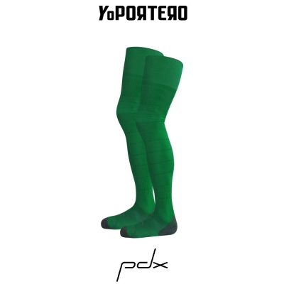 Tienda online de medias de portero PDX GK verde.