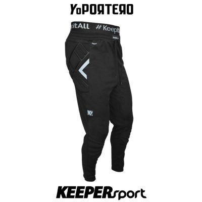 Pantalon largo de portero BasicPadded Ks