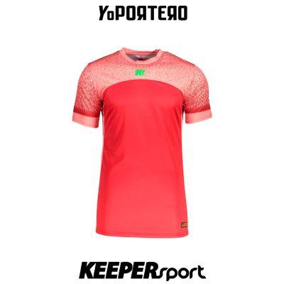 Camiseta de portero KEEPERsport GKSix Hero Inferno