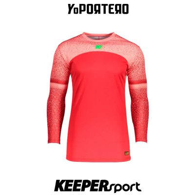 Jersey de portero KEEPERsport GKSix Hero Inferno