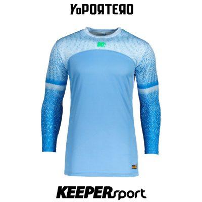 Jersey de portero KEEPERsport GKSix Hero Invincible