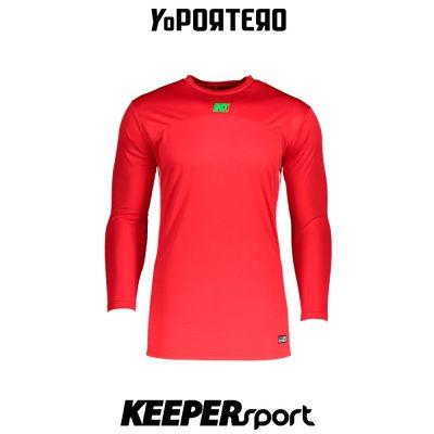 Jersey de portero KEEPERsport GKSix Premier Inferno