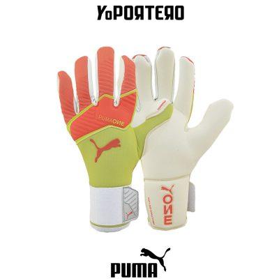 Guantes de portero Puma One Grip 1 Hybryd Pro Rise