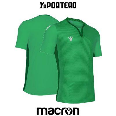 Camiseta de Futbol Macron Canopus