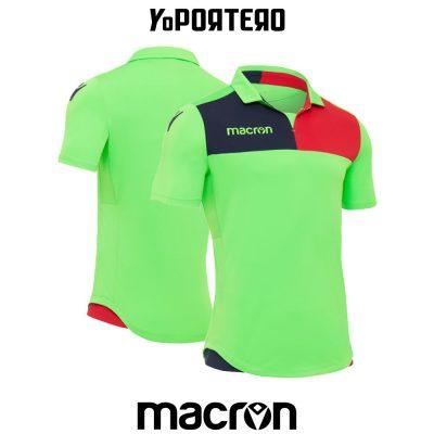 Camiseta de Futbol Macron Nunki