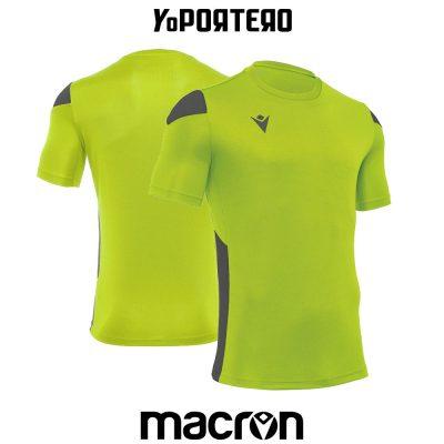 Camiseta de Futbol Macron Polis