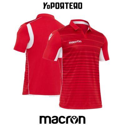 Camiseta de Futbol Macron Tabit