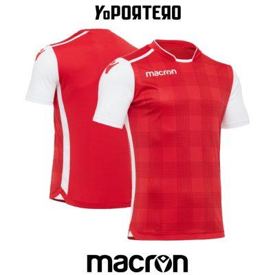 Camiseta de Futbol Macron Wezen