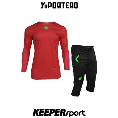Set de porterp KEEPERsport GKsix