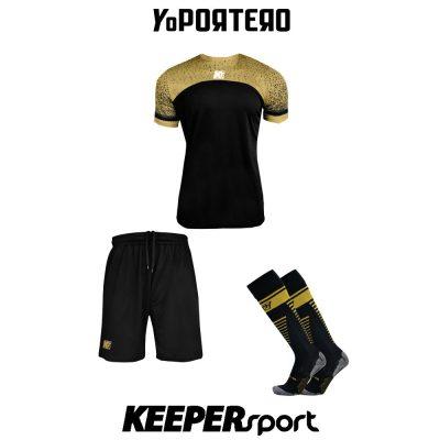 Set de porterp KEEPERsport Hero Prime