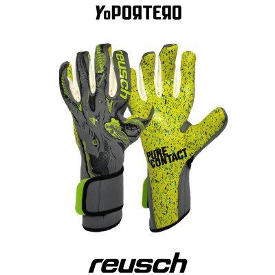 Guantes de portero Reusch Pure Contect 3 G3 Fusion