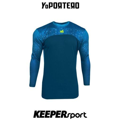 Camiseta de portero KEEPERsport GKSix Premier 11.11
