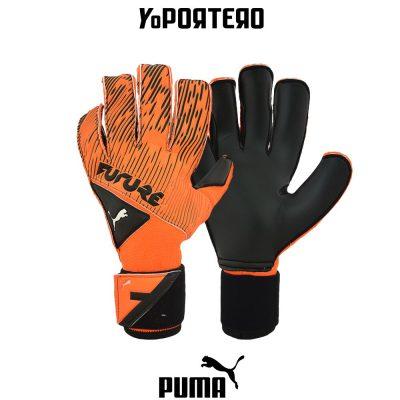 Guantes de portero Puma Future Grip 5.2 Hibrido Chasing Adreneline