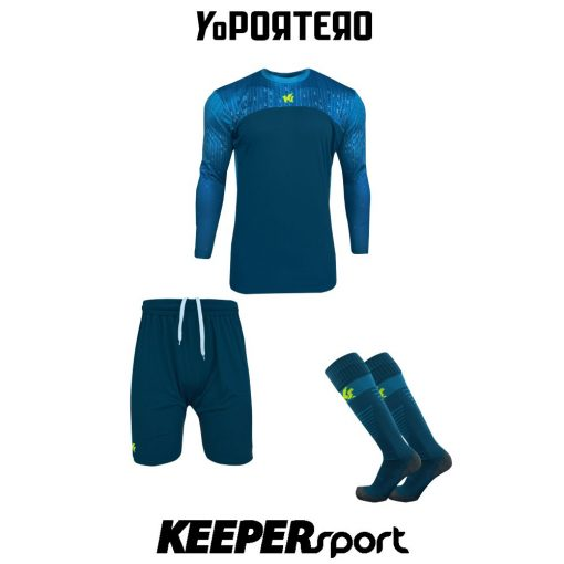 Set de portero Keepersport GkSix Premier 11.11