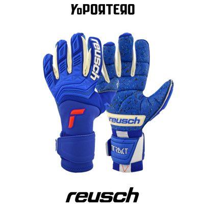 Guantes de portero Reusch Attrakt Fusion Goaliator