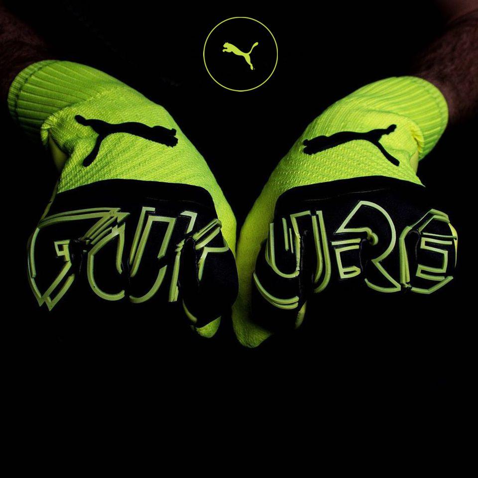 Tienda online guantes de portero Puma Game On Pack