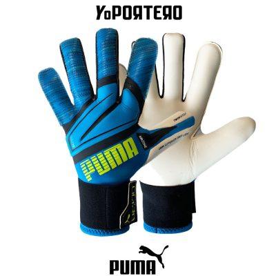Puma Ultra Energy Blue Grip Hybrid Pro